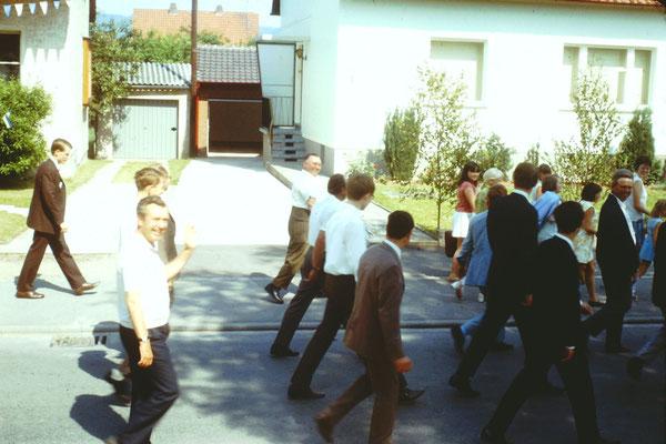 Umzug Sportfest 1970
