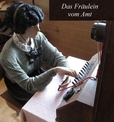 Das Fräulein vom Amt / Foto: M. Zühlsdorf