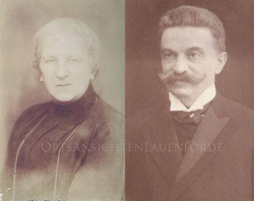 Toni und Hermann Löwenherz