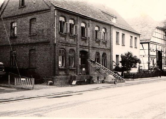 Haus Nr. 13 in der Unterstrasse vor dem Umbau
