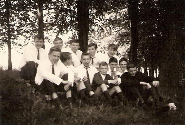 Jugendmeistermannschaft 1967