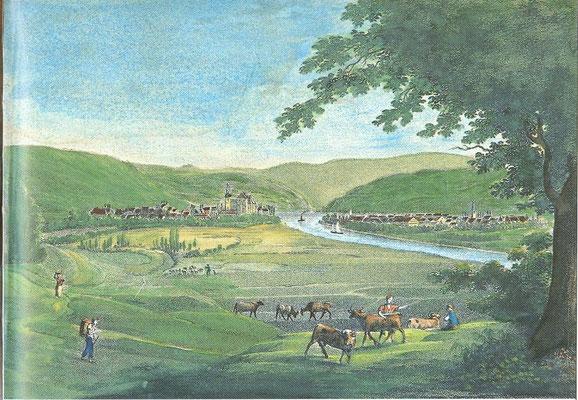 Malerei, Ansicht um 1700