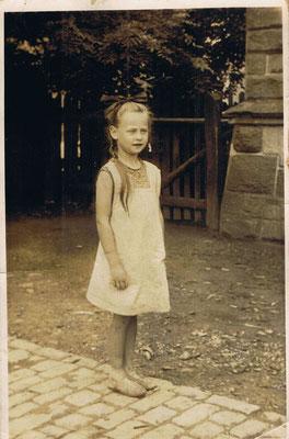 Erster Schultag 1928