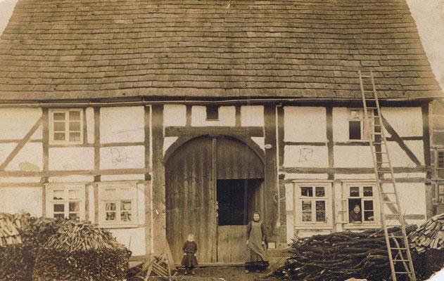 Haus Steingrebe, Lange Strasse 1910