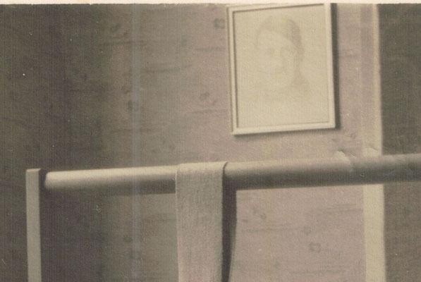 Hitler hing auch im Pfarrhaus an der Wand