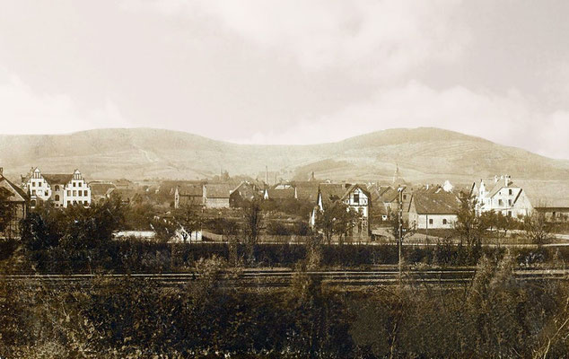 OSTansicht 1911