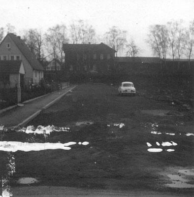 Birkenweg / Blick auf den Bahnhof