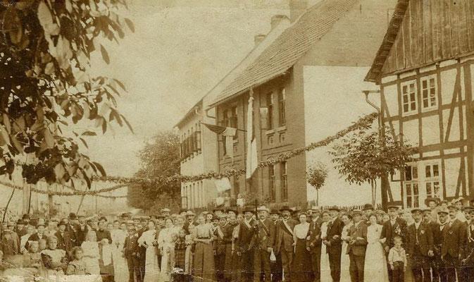 Fest um 1900
