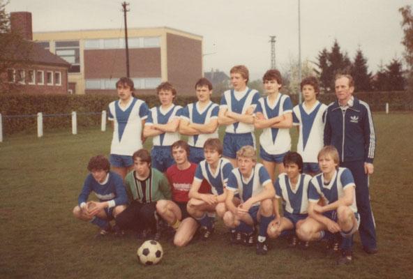B-Jugend 1984