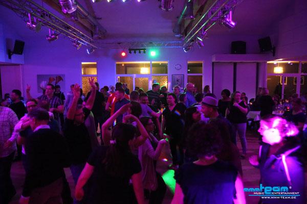 Kohlparty in der Tanzschule Beer 2018 - DJ Marcel