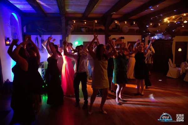 Hochzeit bei Op De Deel in Cuxhaven-Lüdingworth