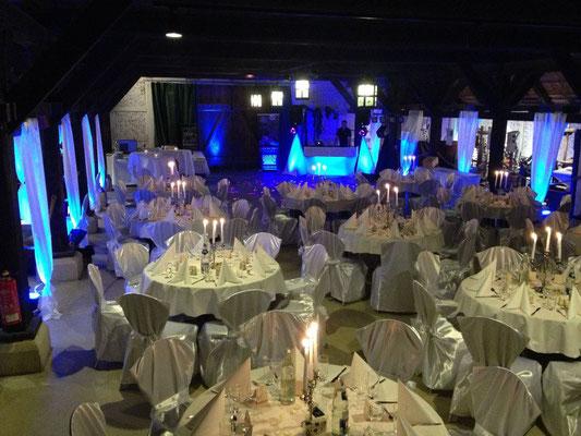 Hochzeit im Marschenhaus Bremerhaven