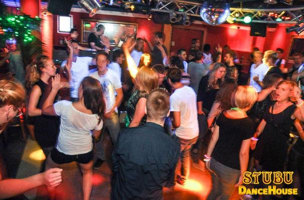90er Party im STUBU-Dancehouse Bremen mit DJ Marcel