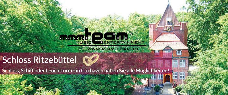 Hochzeit im Schloß Ritzebüttel Cuxhaven