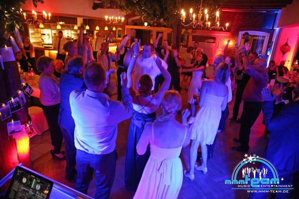 Hochzeit im Krombacher Hof Elmohe - DJ Marcel