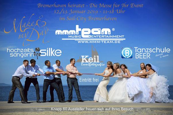 Hochzeitsmesse Bremerhaven