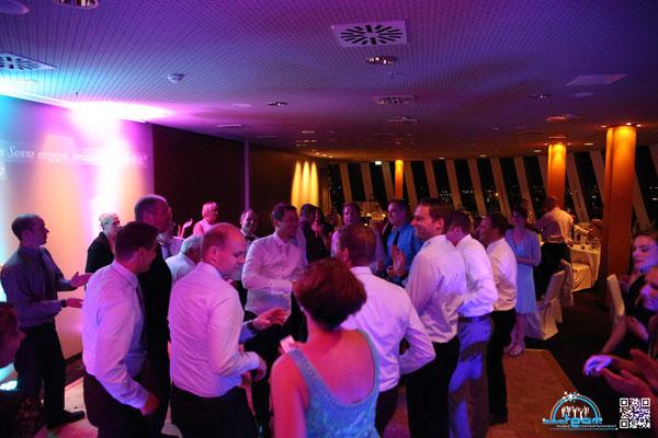 Hochzeit im Sail-City Captains Lounge