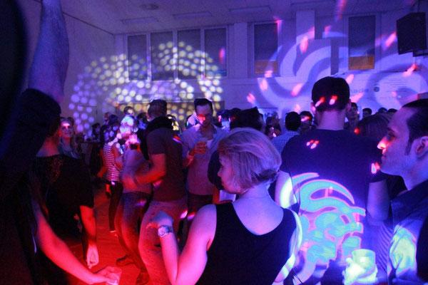 Aftershow-Party der TSG Bremerhaven im Tanzsportzentrum