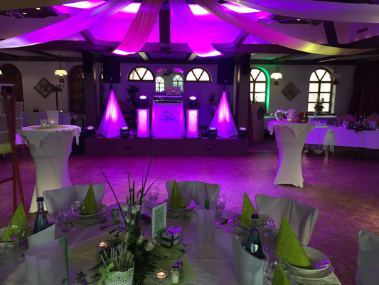 Hochzeit im Deutschen Haus - Seebeck - in Flögeln