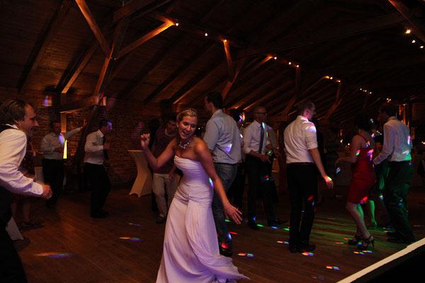 Hochzeit Rittergut Valenbrook