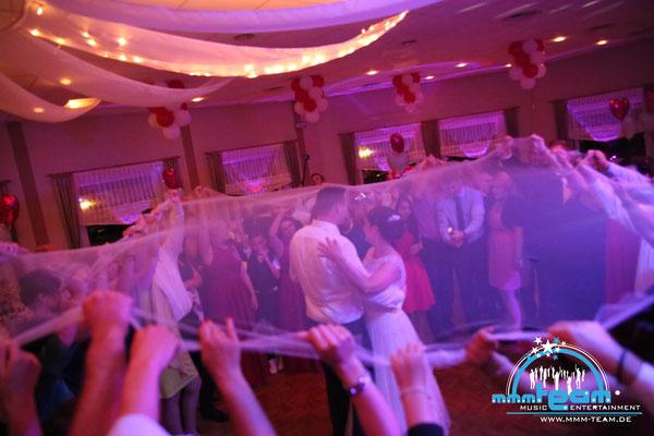 Schleiertanz - Hochzeit mit DJ Marcel