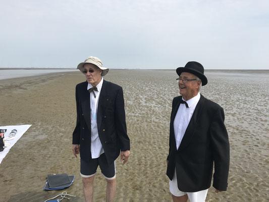 Jens K. und Detlev