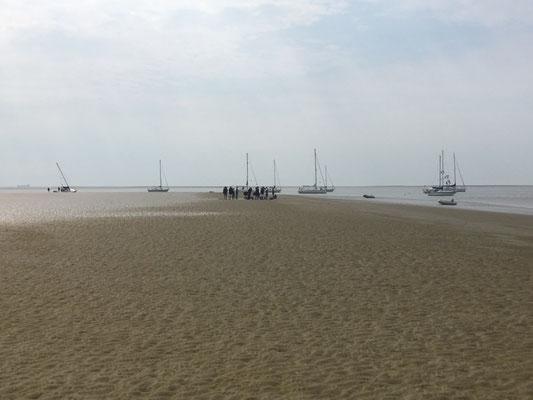 Weiter Sand