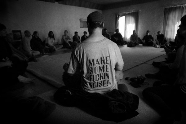 Meditation © Mark Angelo