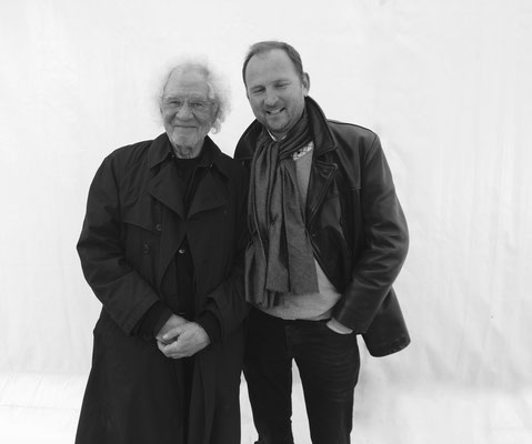 Michael BALDWIN (Art & Language), François-Xavier ALEXANDRE (2016)