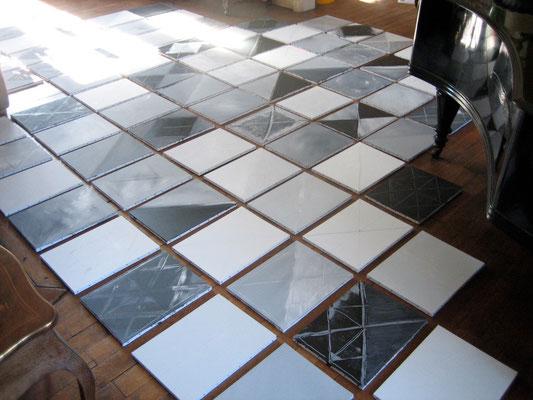 François-Xavier ALEXANDRE, installation, collection privée