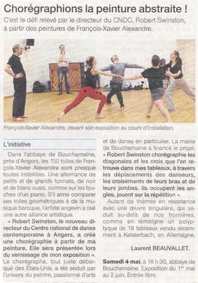 Ouest-France du 26 avril 2013