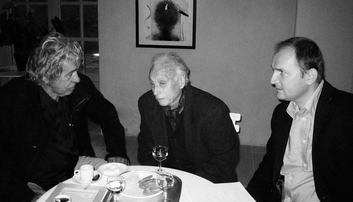 Paco IBANEZ, Josep GRAU-GARRIGA, François-Xavier ALEXANDRE. (2009)