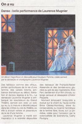 Ouest-France du 2 décembre 2013