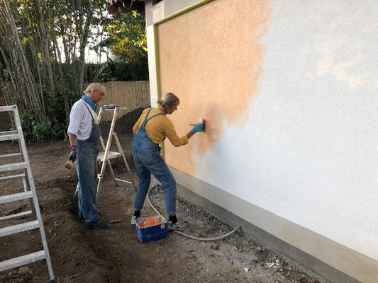 Seminare in Wandmalerei