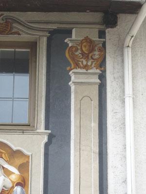 Ob Innen oder Außen, Fassaden oder Treppenhausbemalungen sind immer ein Eyecatcher der besonderen Art