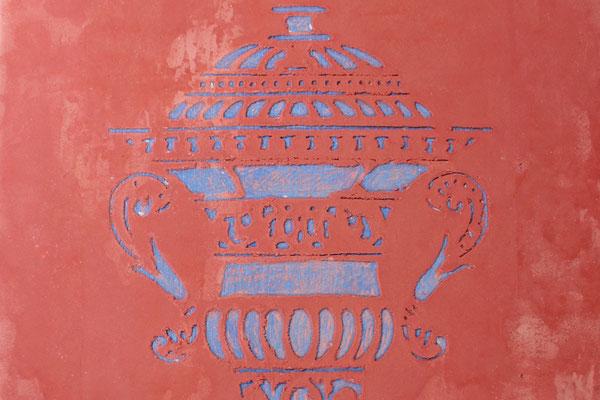 Der Welt der klassischen Antike entstammend war die Urne bei den Landschaftsarchitekten des Neoklassizismus sehr beliebt