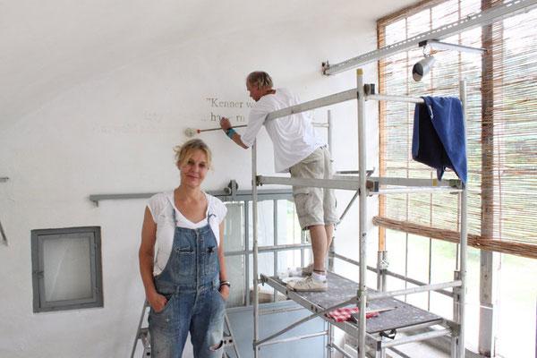 Eva Kunze und René Claus von Aufwind