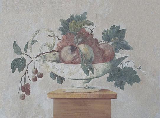 Wir bieten Ihnen eine große Auswahl an Motiven, so wie diese Obstschale