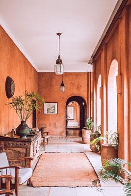 Gestaltung von Innen- und Außenwänden