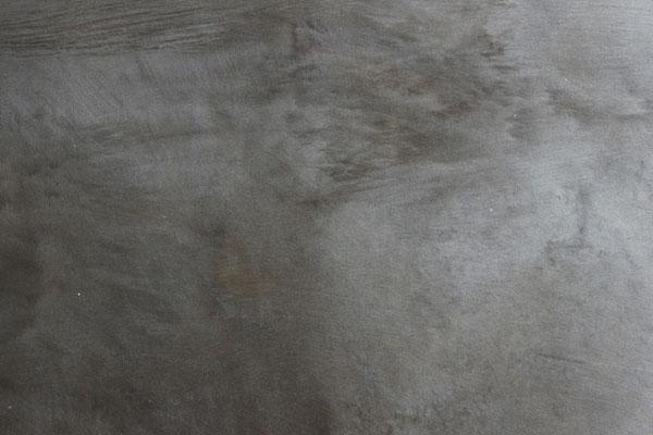 Wandgestaltung in Altsilber, Blei, Kupfer oder Bronze