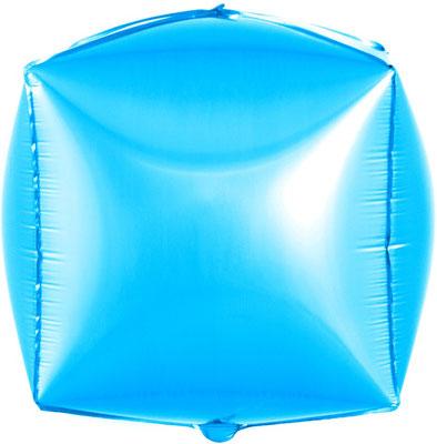 Шар куб выс. 32 см воздух 180 р., гелий 275 р.