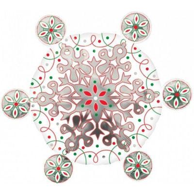 Снежинка воздух 180 р., гелий 310 р.