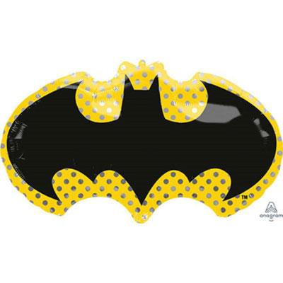 Бэтмен Летучая мышь 80 см воздух 330 р., гелий 465 р.