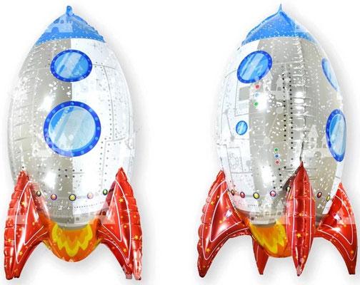 3D ракета воздух 180 р.