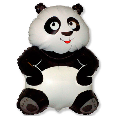 Панда воздух 150 р., гелий 265 р.