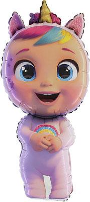 Кукла Cry Babies воздух 280 р., гелий 385 р.