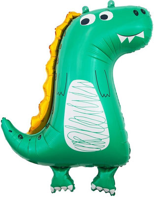 Динозаврик воздух 120 р., гелий 205 р.