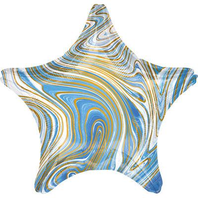 Звезда агат голубой воздух 90 р., гелий 140 р.