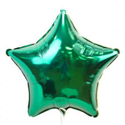 Зеленая 45 см 125 р.