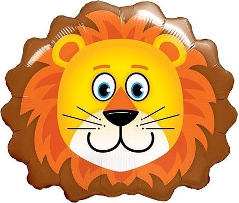 Голова льва воздух 110 р., гелий 235 р.